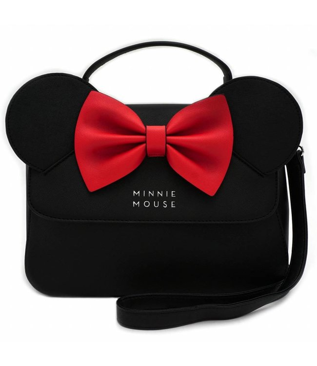 Loungefly Loungefly Disney | Minnie Mouse (Ears & Bow) Crossbody Bag
