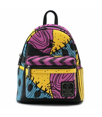 Loungefly Loungefly Nightmare Before Christmas | Sally Mini Rucksack