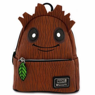 Loungefly Loungefly Marvel | Groot Mini Rucksack