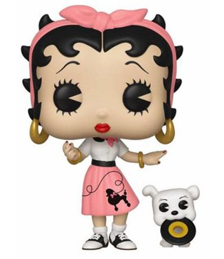 Funko Animation | Sock Hop Betty Boop Funko Pop Vinyl Figur