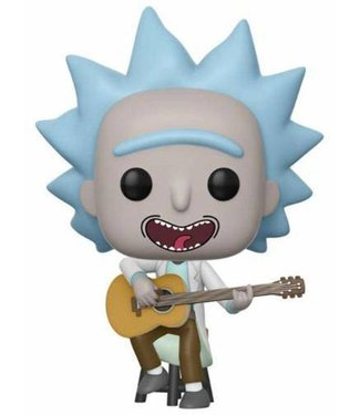 Funko Rick and Morty | Tiny Rick (Exc) Funko Pop Vinyl Figur