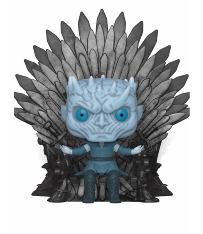 Funko Game of Thrones | Night King (Iron Throne) Funko Pop Deluxe Vinyl Figur