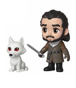 Funko 5 Star: Game of Thrones | Jon Snow Funko Vinyl Figur
