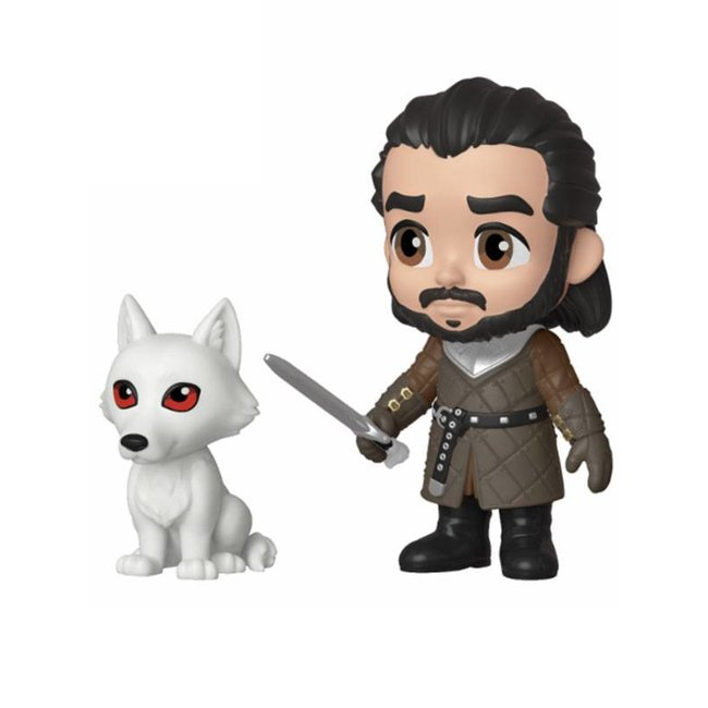 Funko 5 Star: Game of Thrones | Jon Snow Funko Vinyl Figur