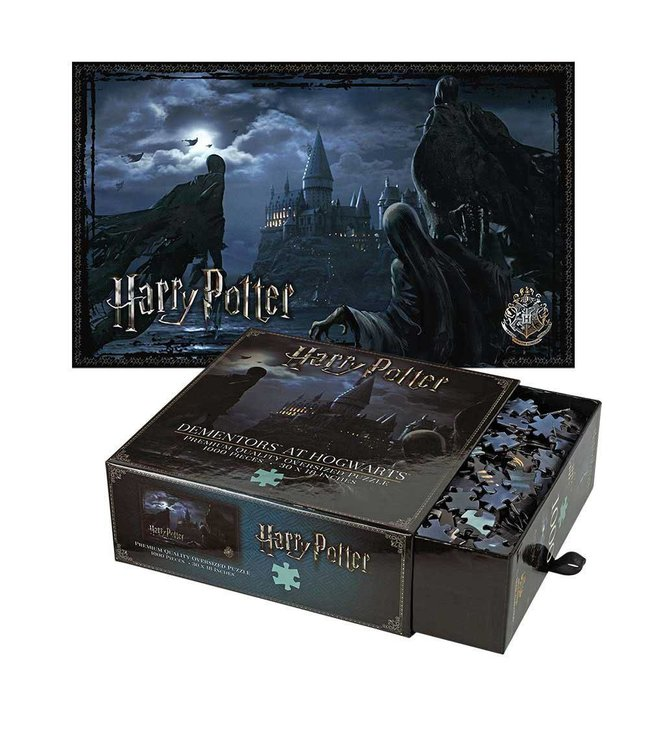 The Noble Collection Harry Potter   Dementor Premium Puzzle
