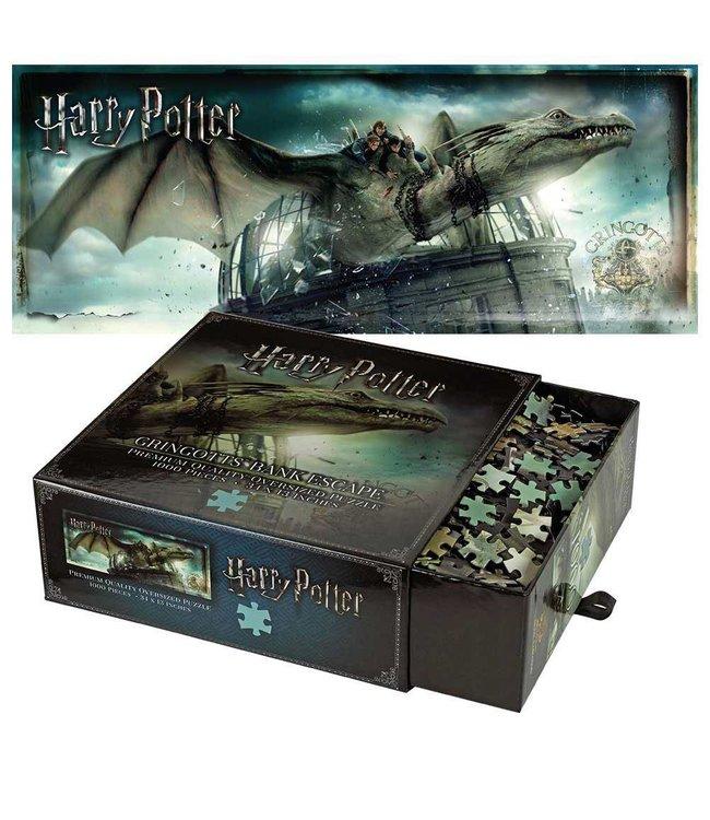 The Noble Collection Harry Potter   Gringotts Premium Puzzle