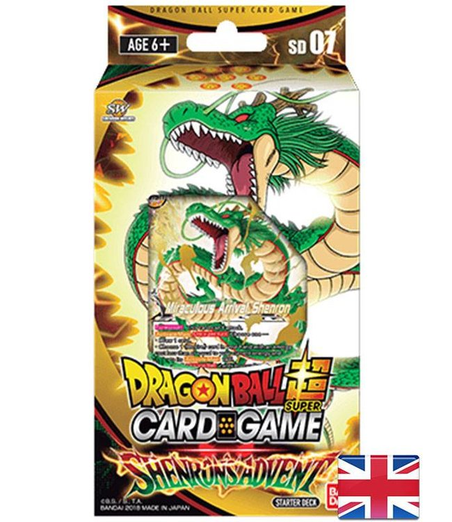 Dragonball Dragonball Super | Shenrons Advent Starter Deck