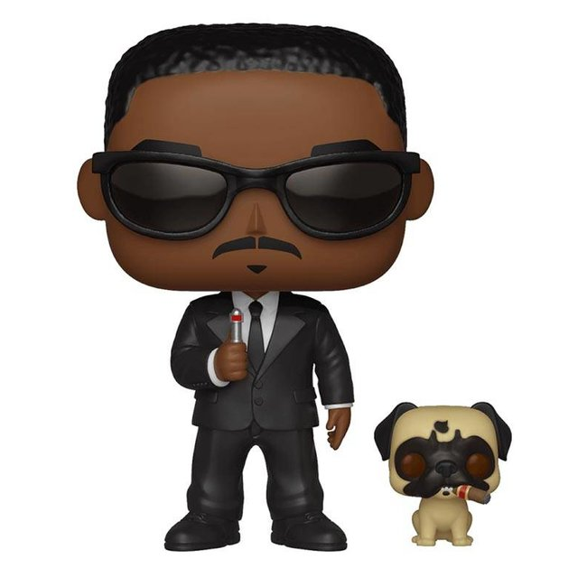 Funko Men in Black | Agent J and Frank Funko Pop Vinyl Figur (Beschädigte Box)