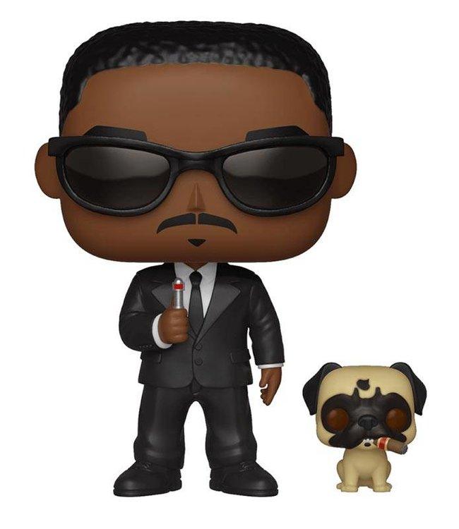 Funko Men in Black | Agent J and Frank Funko Pop Vinyl Figur (Beschädigte Box)