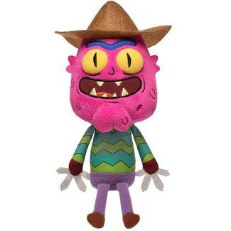 Funko Rick and Morty | Scary Terry Funko Plüschfigur