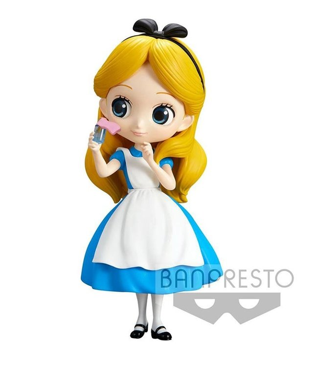 Banpresto Banpresto | Alice (Thinking Time) Q Posket Figur