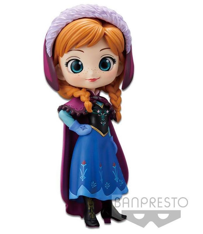 Banpresto Banpresto | Anna (Winter) Q Posket Figur