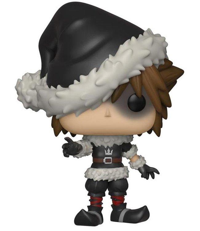 Funko Kingdom Hearts | Christmas Town Sora (Exc) Funko Pop Vinyl Figur