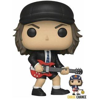 Funko Rocks | Angus Young (AC/DC) Funko Pop Vinyl Figur (Chase Chance)