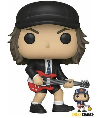 Funko Rocks | Angus Young (AC/DC) Funko Pop Vinyl Figur (Chase Chance)