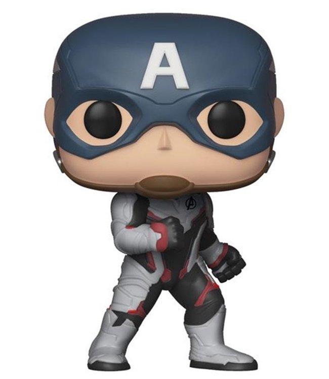 Funko Avengers Endgame | Captain America Funko Pop Vinyl Figur