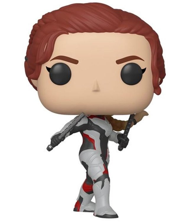 Funko Avengers Endgame | Black Widow Funko Pop Vinyl Figur