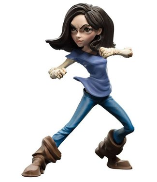 Weta Collectibles Alita Battle Angel | Alita Mini Epics Vinyl Figur