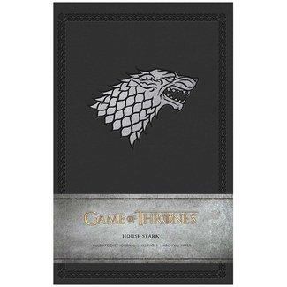 Supernatural Game of Thrones | Stark Pocket Notizbuch