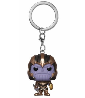 Funko Avengers Endgame   Thanos Funko Pop Schlüsselanhänger