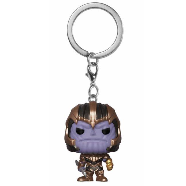 Funko Avengers Endgame | Thanos Funko Pop Schlüsselanhänger