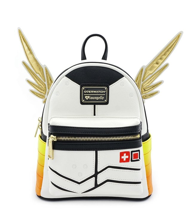 Loungefly Loungefly Overwatch | Mercy Mini Rucksack