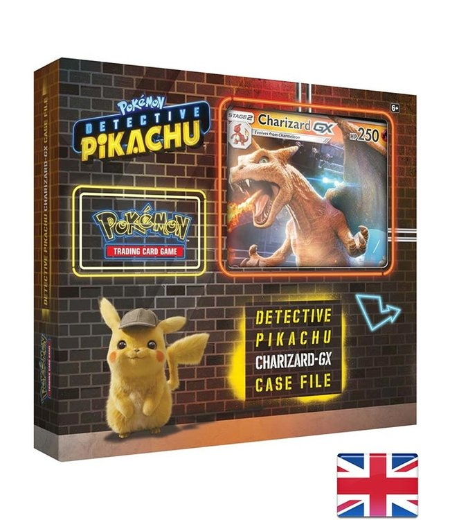 Pokémon Pokemon | Charizard-GX Case File Box