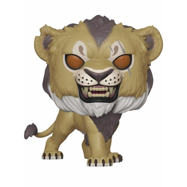 Funko The Lion King   Scar Funko Pop Vinyl Figur