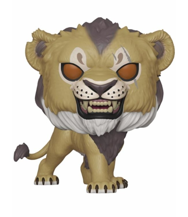 Funko The Lion King | Scar Funko Pop Vinyl Figur