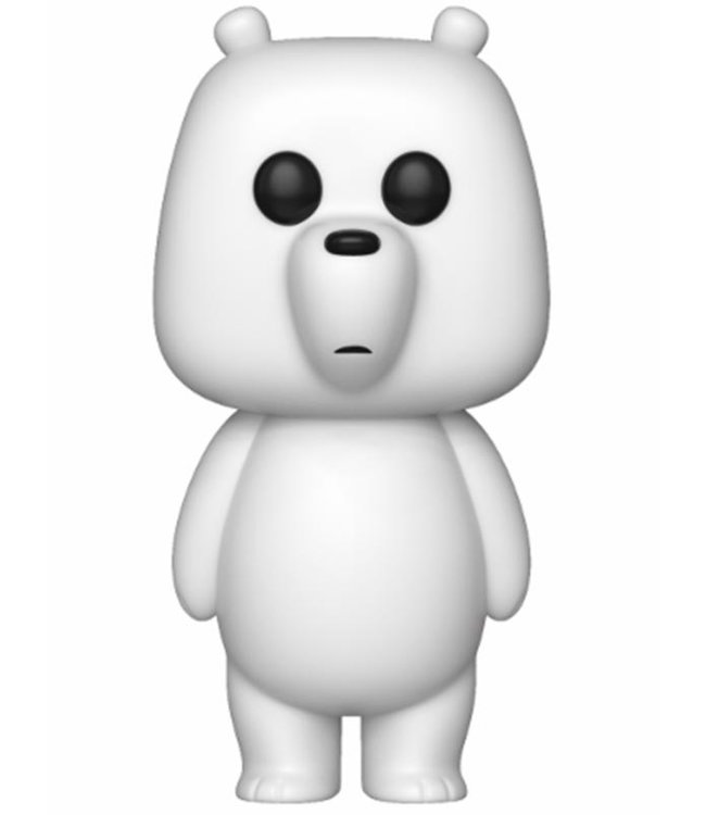 Funko We Bare Bears | Ice Bear Funko Pop Vinyl Figur