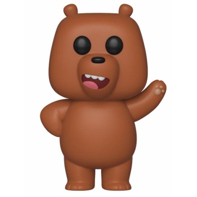 Funko We Bare Bears | Grizz Funko Pop Vinyl Figur
