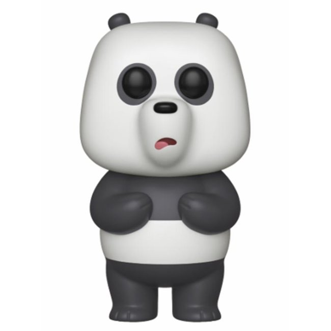 Funko We Bare Bears | Panda Funko Pop Vinyl Figur
