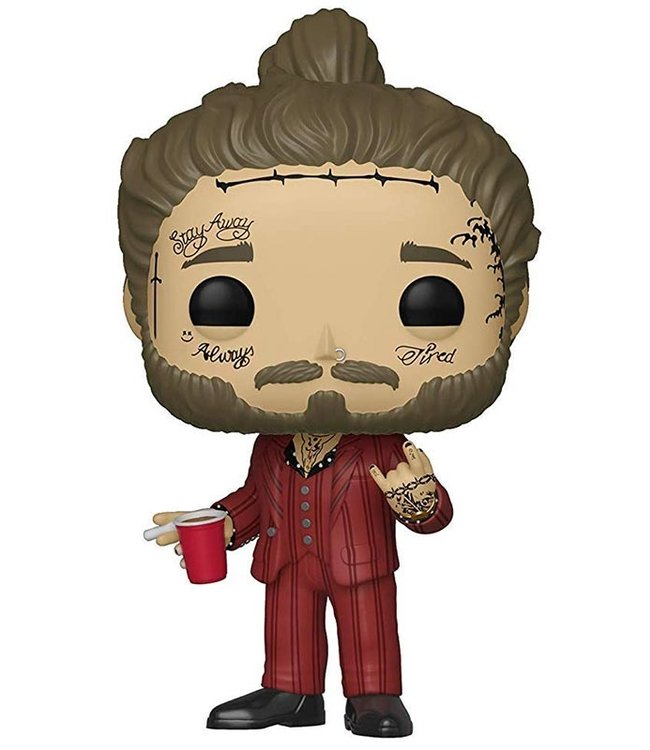 Funko Rocks | Post Malone Funko Pop Vinyl Figur