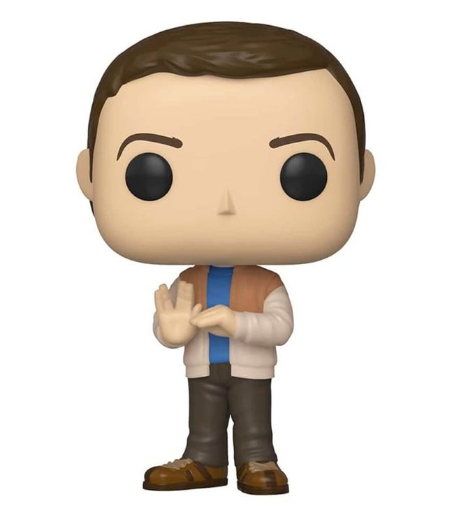 Funko Big Bang Theory | Sheldon Cooper Funko Pop Vinyl Figur
