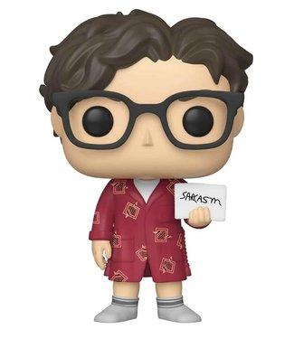 Funko Big Bang Theory | Leonard Hofstadter Funko Pop Vinyl Figur