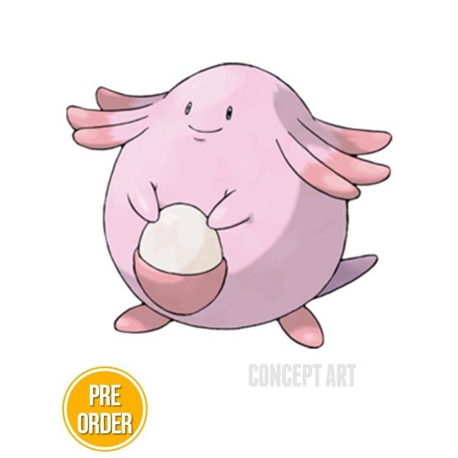 Pokémon Pokemon   Chaneira Plüschfigur