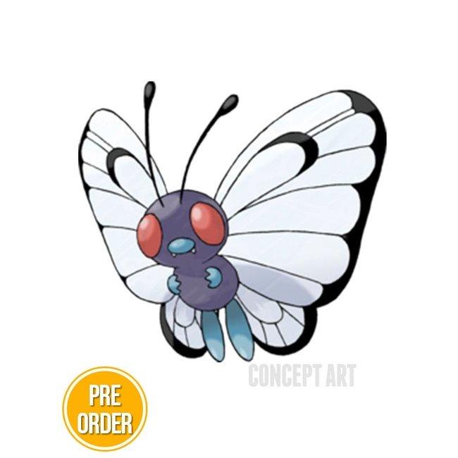 Pokémon Pokemon   Smettbo Plüschfigur