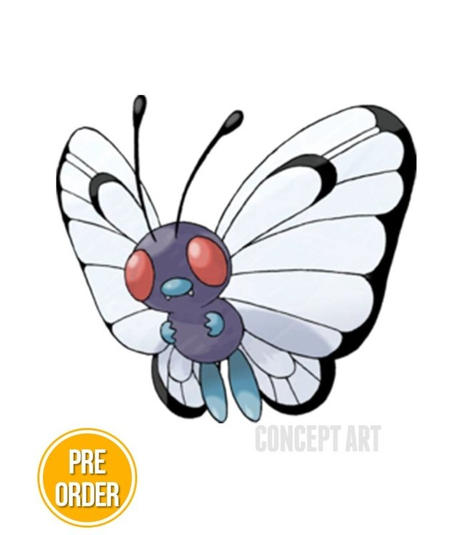 Pokémon Pokemon | Smettbo Plüschfigur