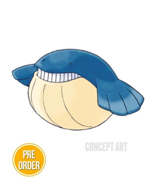 Pokémon Pokemon | Wailmer Plüschfigur