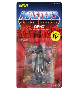 Super7 Masters of the Universe | Shadow Orko Actionfigur