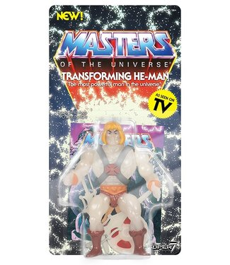 Super7 Masters of the Universe | He-Man (GITD) Actionfigur