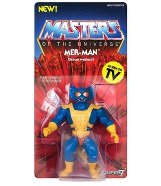 Super7 Masters of the Universe | Mer-Man Actionfigur
