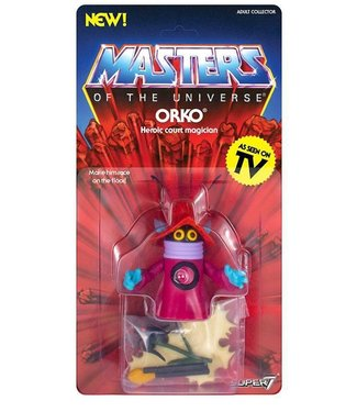 Super7 Masters of the Universe | Orko Actionfigur