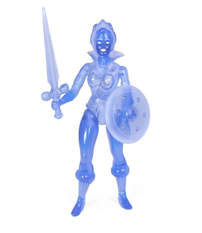 Super7 Masters of the Universe | Teela (Frozen) Actionfigur