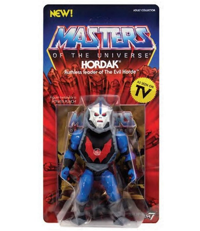 Super7 Masters of the Universe | Hordak Actionfigur