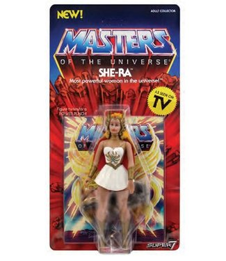 Super7 Masters of the Universe | She-Ra Actionfigur
