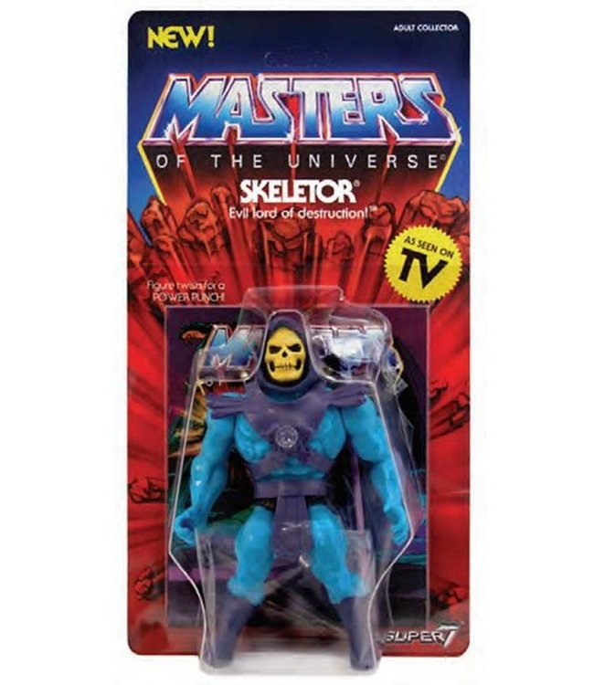 Super7 Masters of the Universe | Skeletor Actionfigur