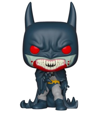 Funko Heroes | Red Rain Batman (1991) Funko Pop Vinyl Figur