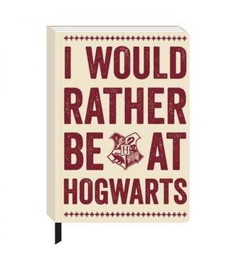 Harry Potter Harry Potter   Hogwarts Notizbuch