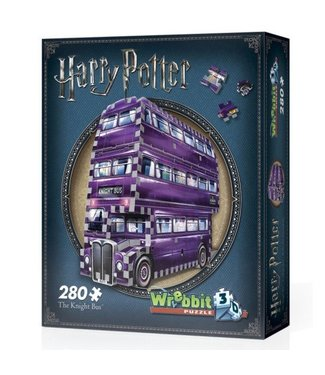 Harry Potter Harry Potter | Fahrender Ritter 3D Puzzle